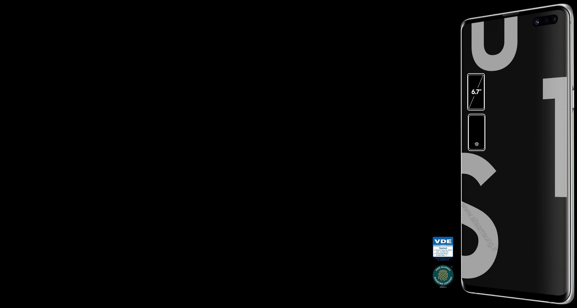 سامسونگ S10 5G یک طراحی کامل و بی نظیر