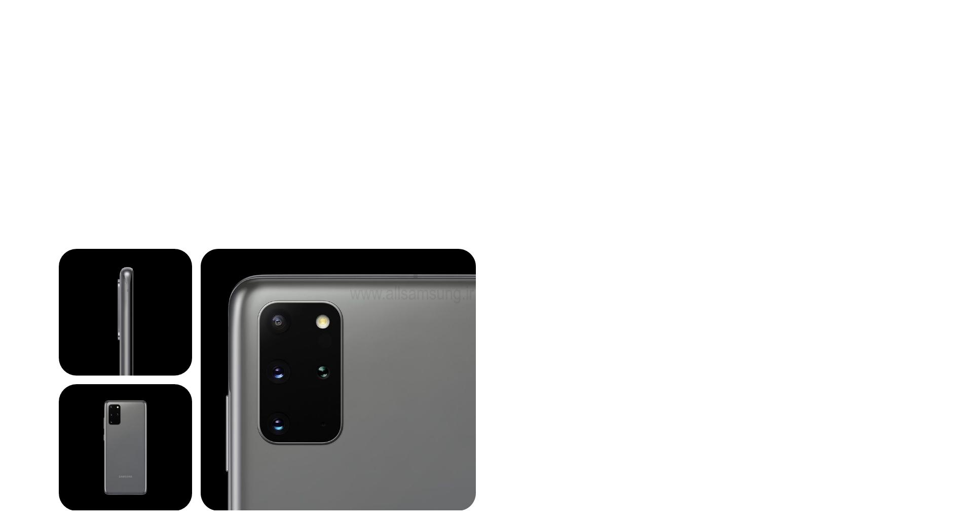 گوشی اس 20 طراحی شده با سیستم کاملا جدید دوربین