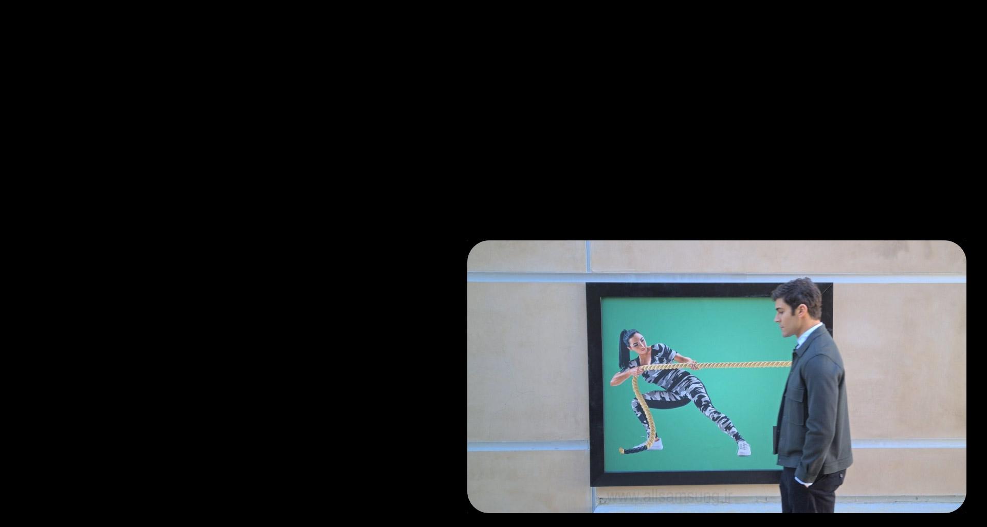 گوشی گلکسی S20 پلاس با قابلیت ضبط ویدیو با بالاترین رزولوشن