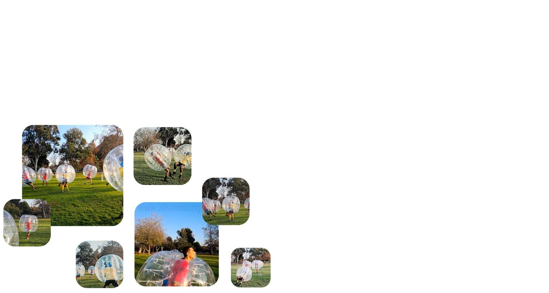 روشی کاملاً جدید برای گرفتن یک عکس و داشتن چند فرمت مختلف توسط گلکسی s20 اولترا