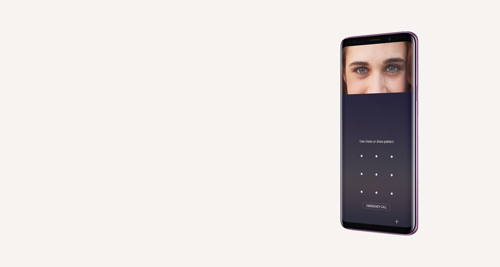 اسکن هوشمند، یک تکنولوژی جدید در S9+ سامسونگ