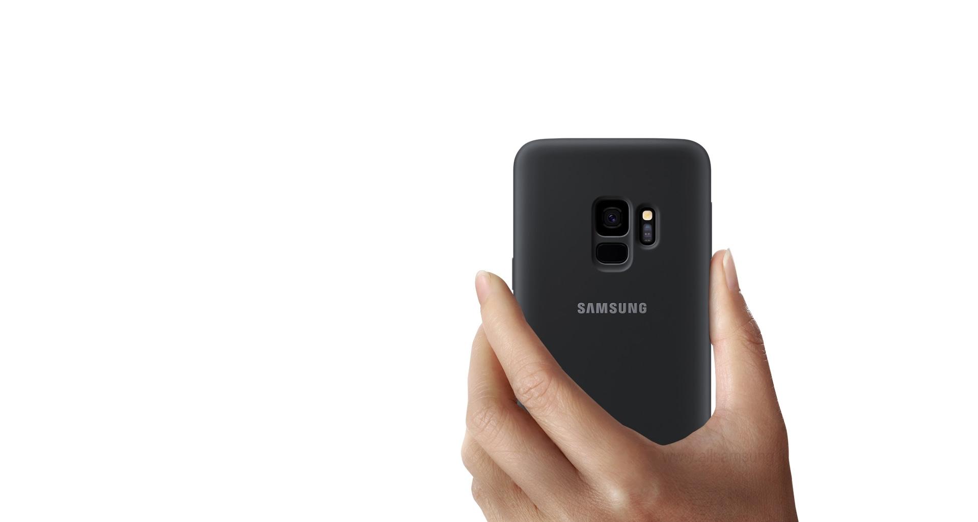پوشش سیلیکونی و نرم مناسب گوشی S9 سامسونگ