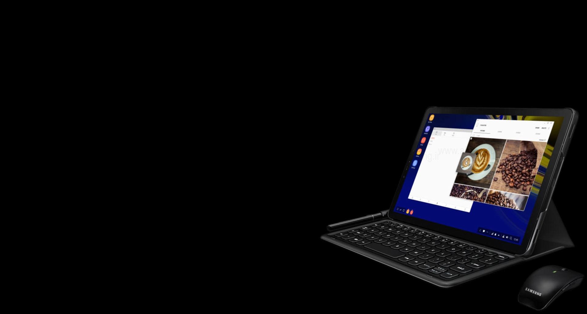 تبلت گلکسی تب اس 4، یک کامپیوتر پیشرفته