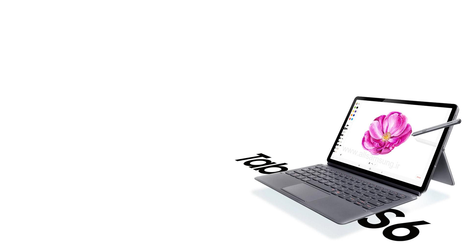 خلاقیت بدون مرز با تبلت سامسونگ تب S6