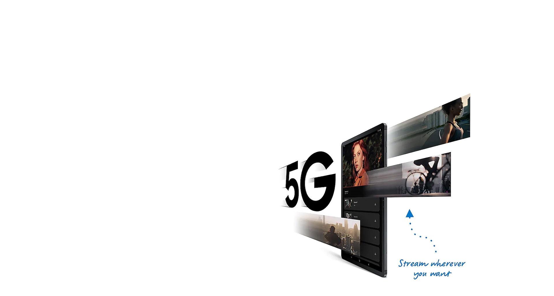 تبلت تب اس 7 اف ایی 5G
