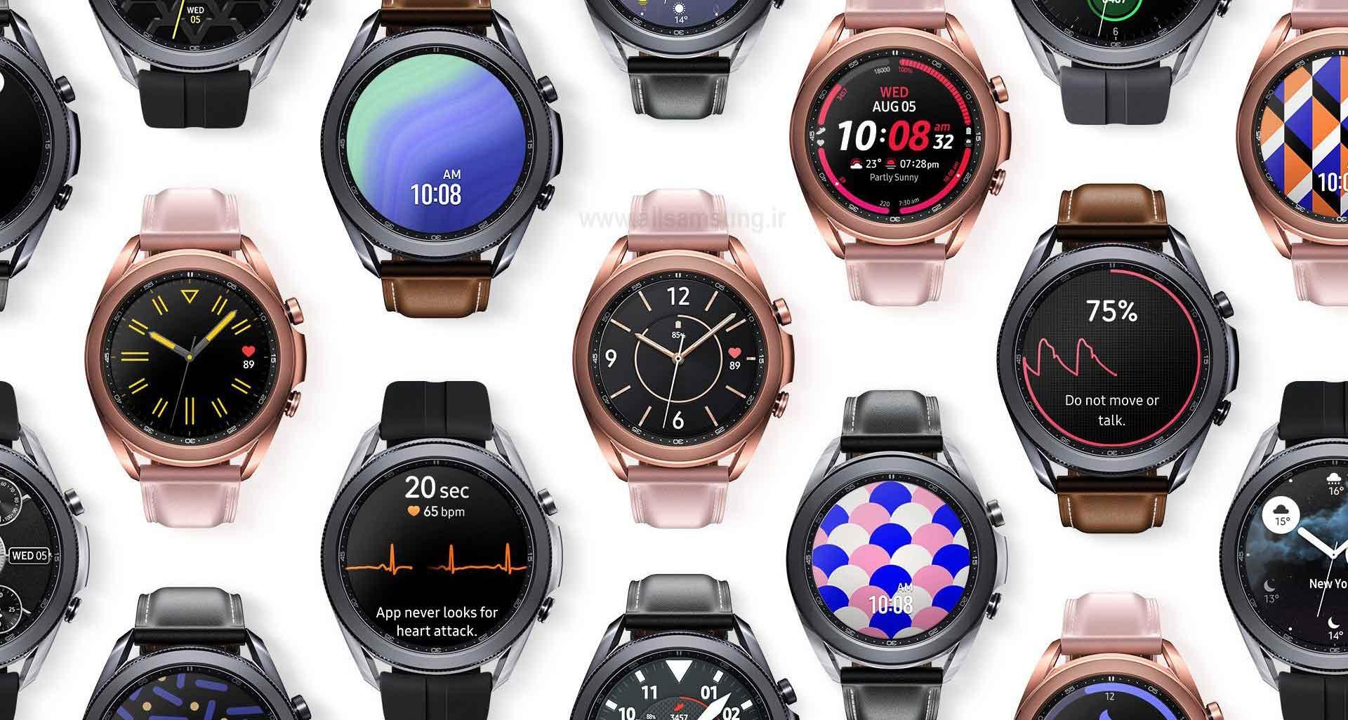 پیشرفته ترین روش ارزیابی سلامت در یک ساعت هوشمند