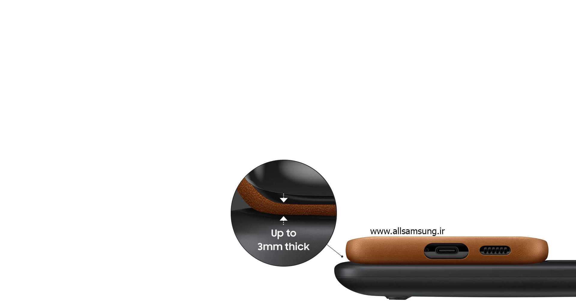 خرید اینترنتی شارژر بی سیم Duo