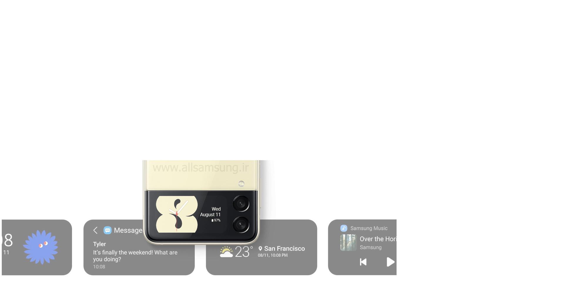 فروش گوشی z flip3