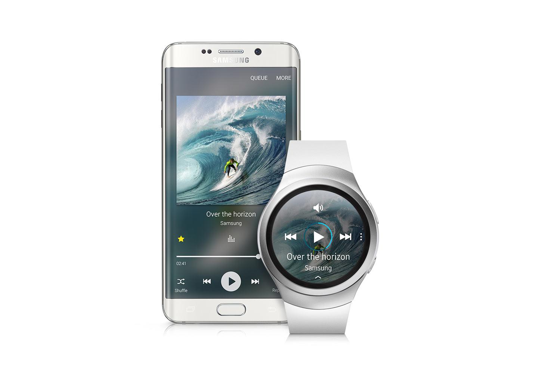 را به شکل رسمی معرفی کرد Gear S2 سامسونگ ساعت هوشمند