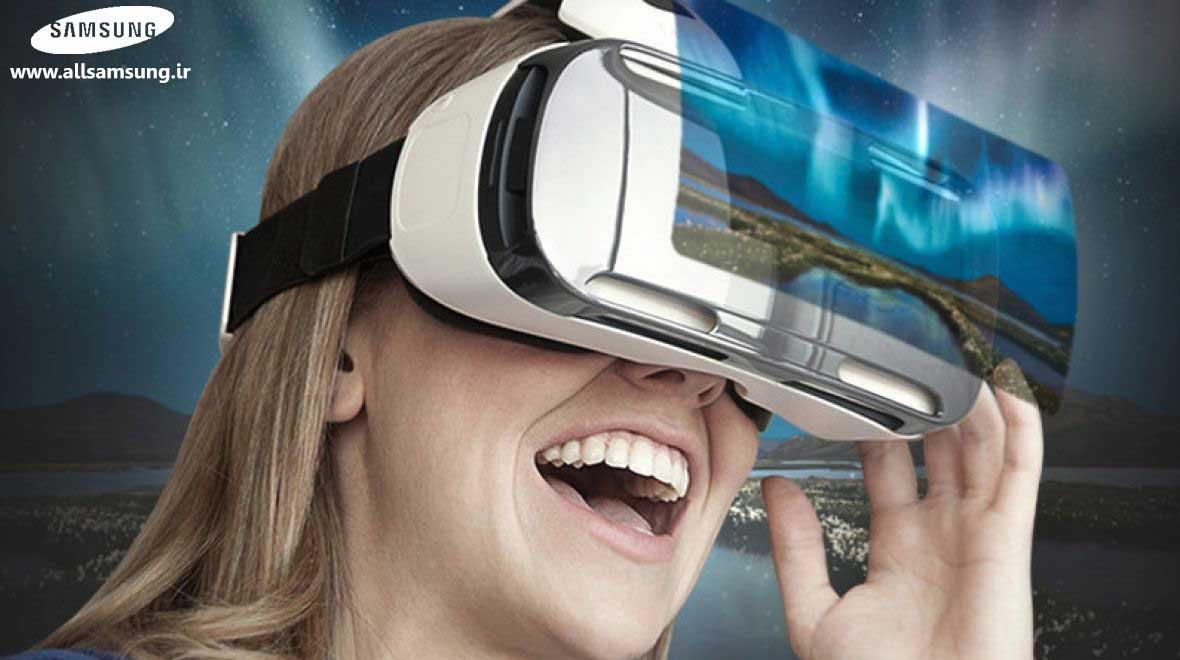 samsung Gear VR-سامسونگ گیر وی آر